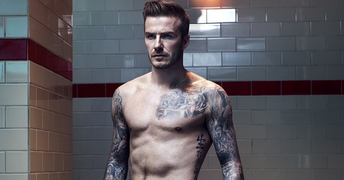 Calvin Klein Almost Cast David Beckham in His Underwear ...