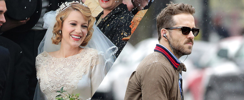 Blake Gets Married While Ryan Gets Rained On