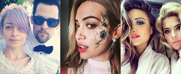 Beauty Was Blooming on Instagram This Week