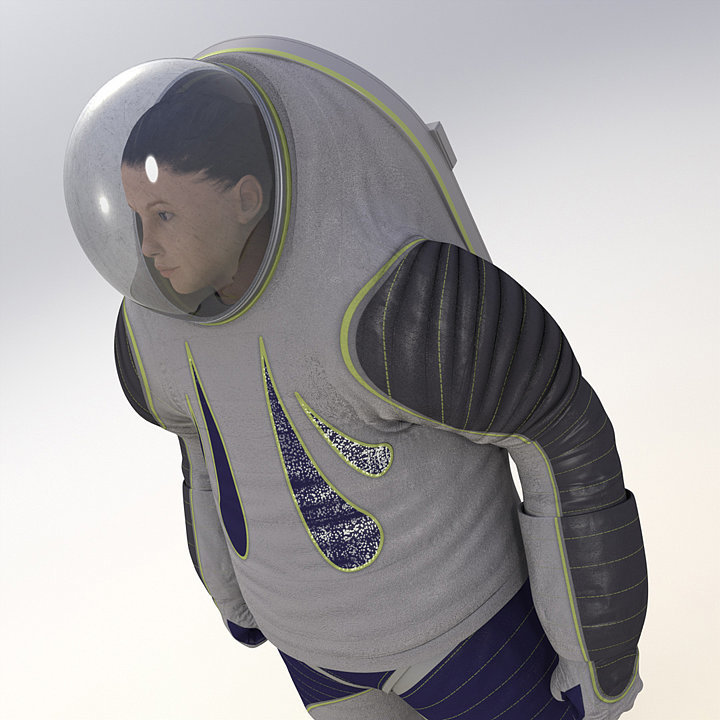NASA Set To Unveil Latest Spacesuit Design