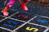 Play Hopscotch