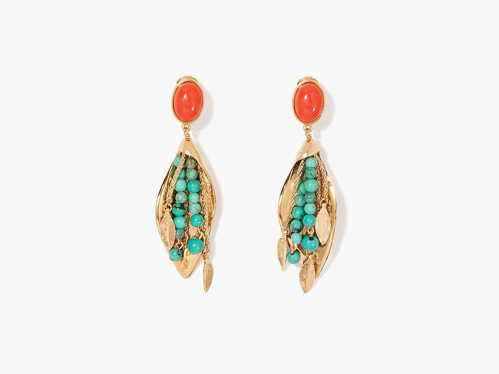 Aurélie Bidermann Montesoro Earrings