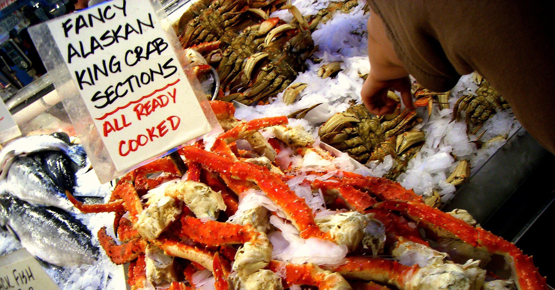 Alaskan king crab fishing application resume