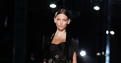 Milan Fashion Week: Dolce and Gabbana Spring 2009