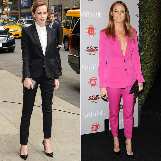 Celebrities Who Wear Suits