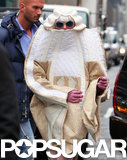 Is Lady Gaga Turning Into a Wardrobe?