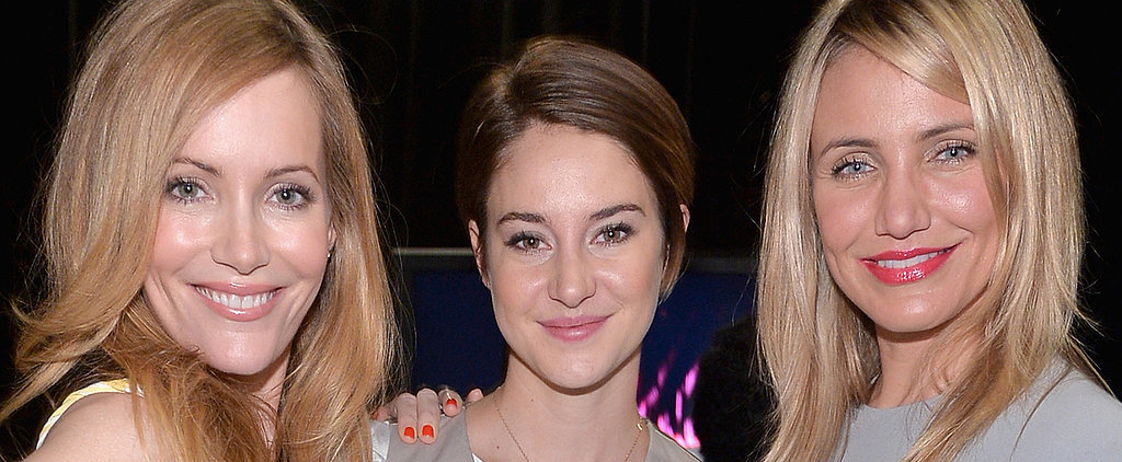 It's Casual Friday With Shailene Woodley on POPSUGAR Live!