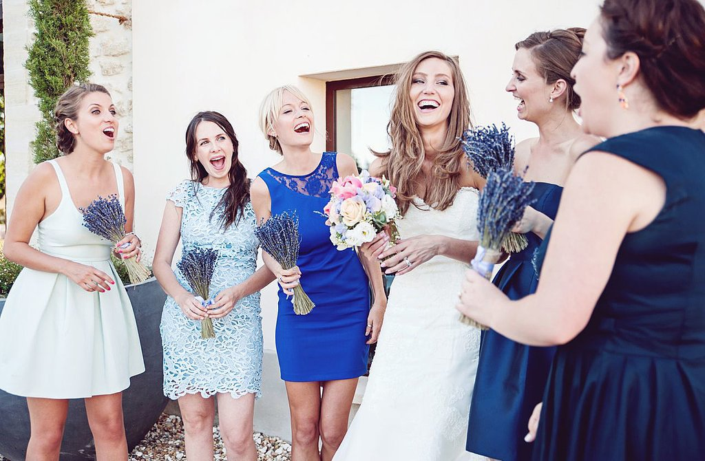 Bridal Party Fun