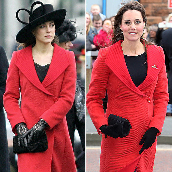 You spot Kate Middleton's repeat outfits immediately.