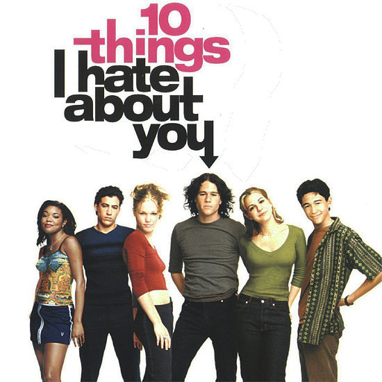 10 thing i hate about you: