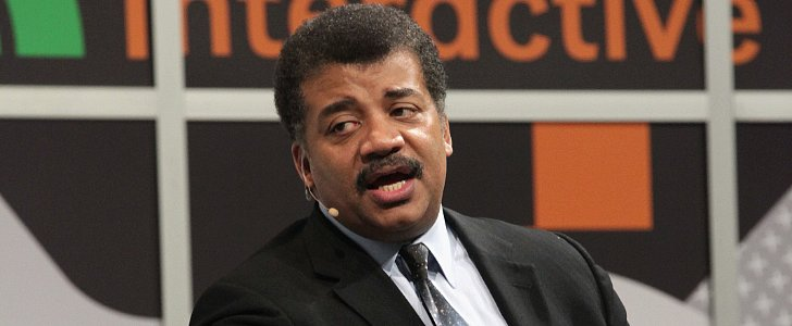 Neil deGrasse Tyson's Favorite Sci-Fi Movie of All Time