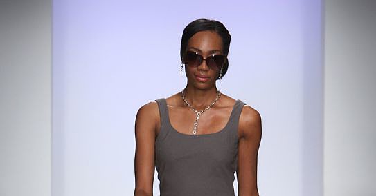 Los Angeles Fashion Week: Debra Davenport Spring 2009