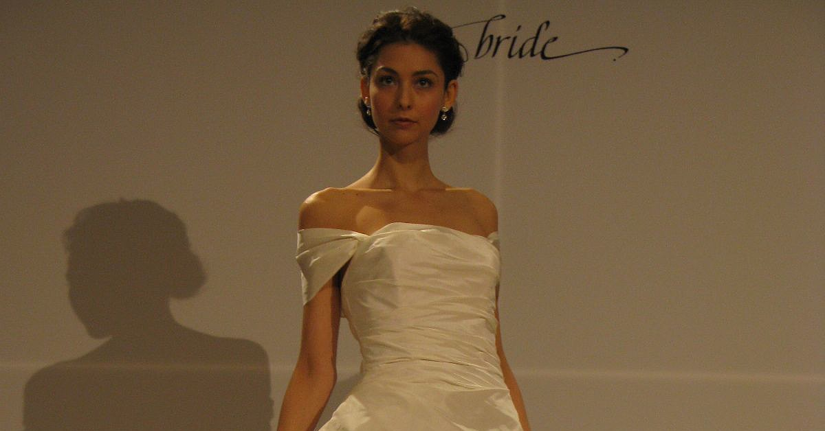 New York Bridal Market: Amy Kuschel Couture Bridal Collection 2009