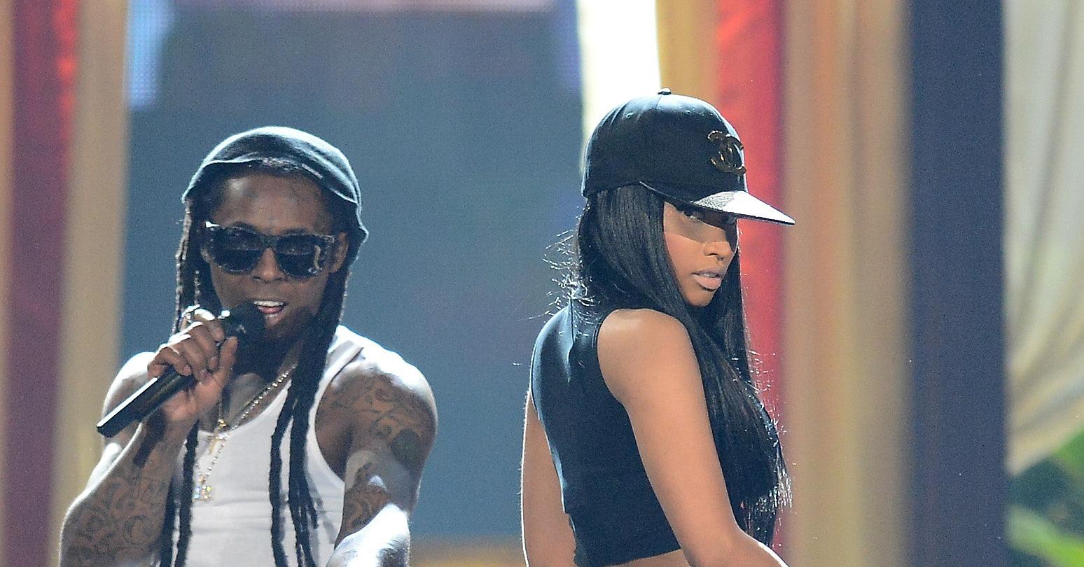 Lil Kim And Nicki Minaj Together Lil Wayne and Nicki Mi...