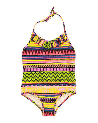 Raffia Geometric-Stripe by Milly Minis