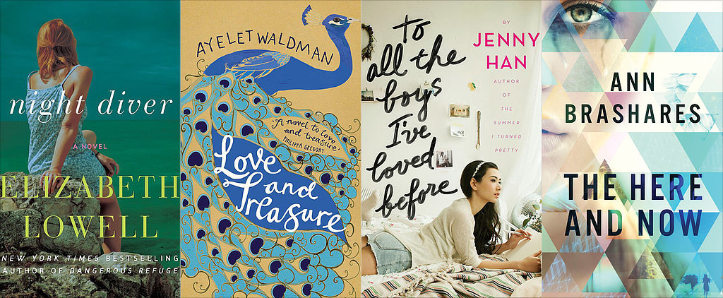 No Joke, April's New Books Have Us Intrigued