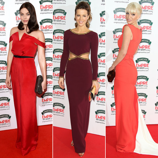 Empire Film Awards Fashion | Margot Robbie & Kate Beckinsale