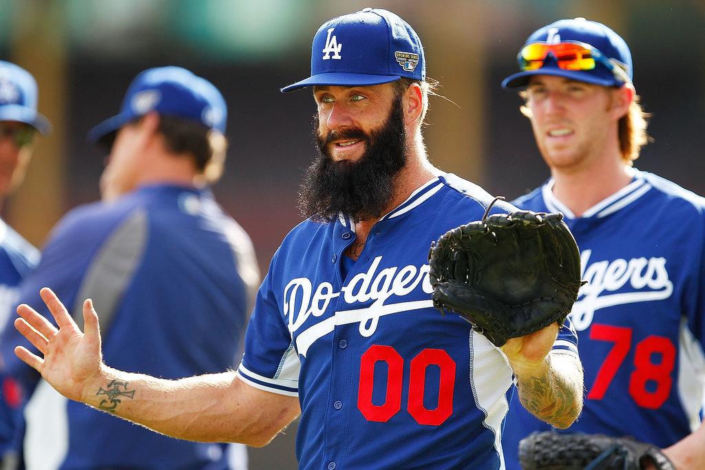 Brian Wilson, Dodgers