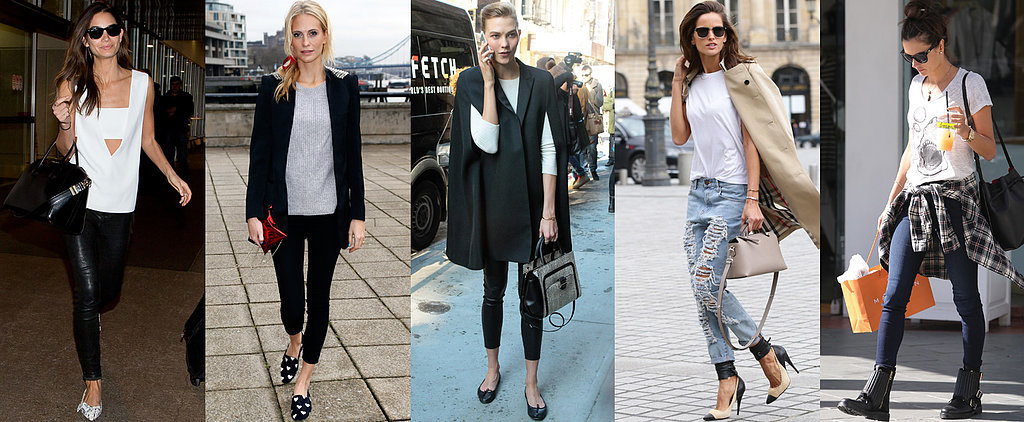 Prep the Pinterest Board: These Model-Off-Duty Looks Are Great