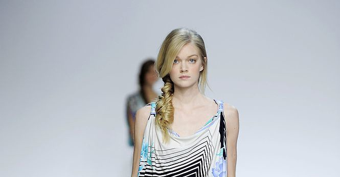 Paris Fashion Week: Leonard Spring 2009