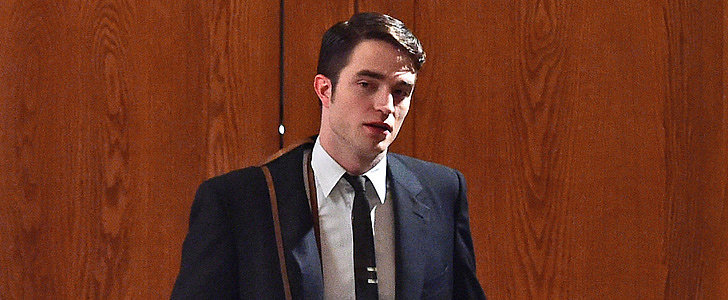Robert Pattinson Makes One Ridiculously Good-Looking Paparazzo
