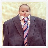 Does This Tie Make Me Look Like a Baby?