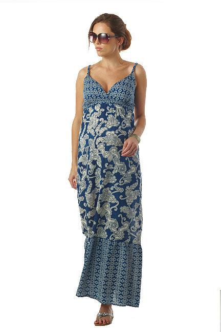 Seraphine Matilda Bohemian Print Dress