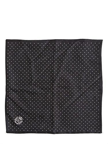 Dolce & Gabbana - Polka Dots Silk Pocket Square