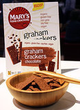 Mary's Gone Crackers Chocolate Grahams