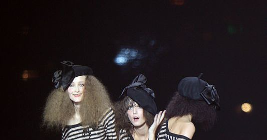 Paris Fashion Week: Sonia Rykiel Spring 2009