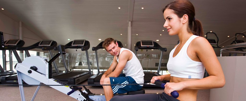 Help! I'm So Tired of Being Eye Molested at the Gym