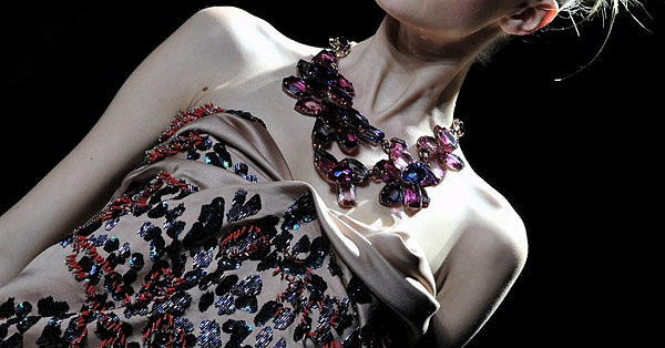 Paris Fashion Week: Lanvin Spring 2009