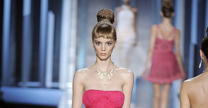 Paris Fashion Week: Christian Dior Spring 2009