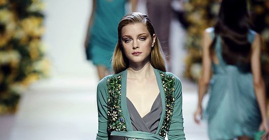 Milan Fashion Week: Blumarine Spring 2009