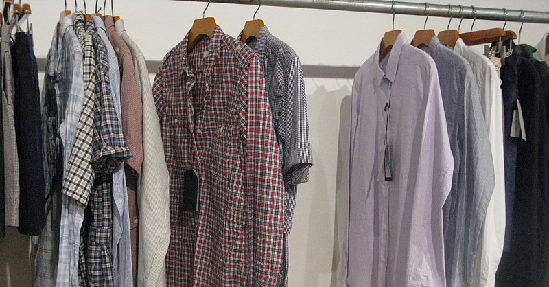 In The Showroom: Oliver Spencer Spring 09 Women's Collection
