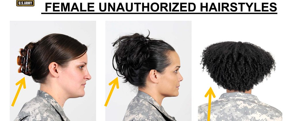 US Soldiers With Natural Hair Petition New Army Regulations