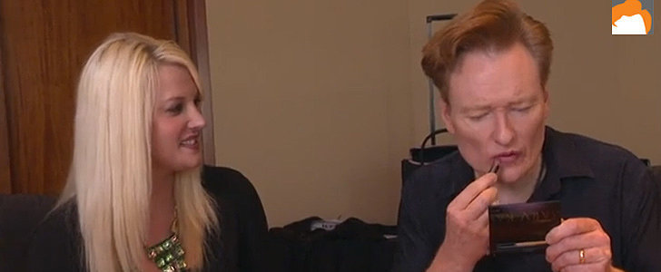 Is Conan O'Brien the Next YouTube Beauty Star?