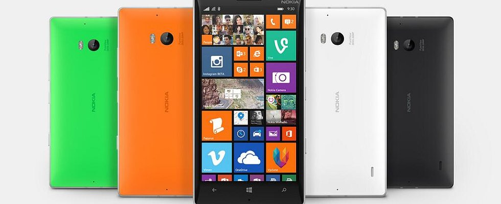 The Nokia Lumia 930 Is the Best New Windows Phone