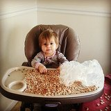 When You Meant to Give Her a Few Cheerios