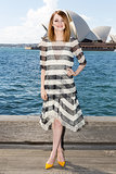 Emma Stone at a Sydney Press Event For The Amazing Spider-Man 2