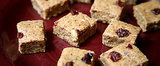 Vegan, Protein-Packed Almond Cherry Chunks of Energy