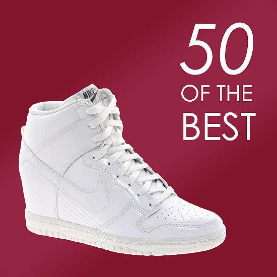 50 of the best wedge sneakers