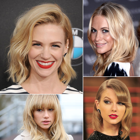 The Best Blonde Hairstyles For Spring 2014