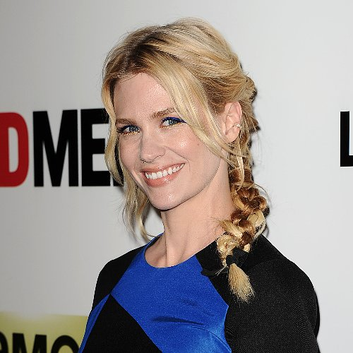 Pictures of January Jones at Mad Men LA Premiere