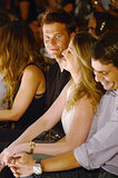 Tom Brady yet again reminded us how much he loves Gisele Bündchen when he cheered her on from the front row of a Colcci fashion show in São Paulo.