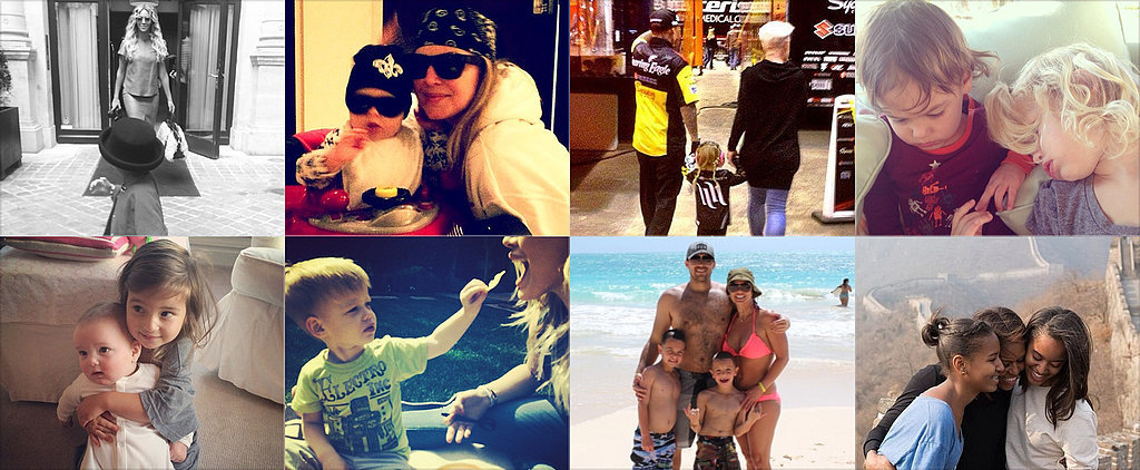 Fergie, Britney, Beyoncé, and More! Celeb Parents Took Some Adorable Snaps of Their Kids This Week