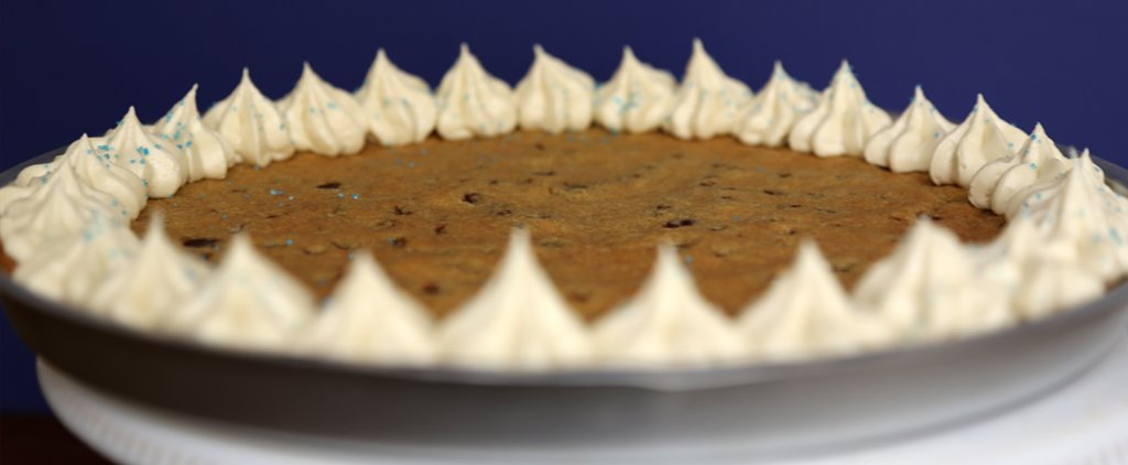 The Chocolate Chip Cookie Cake, Perfected