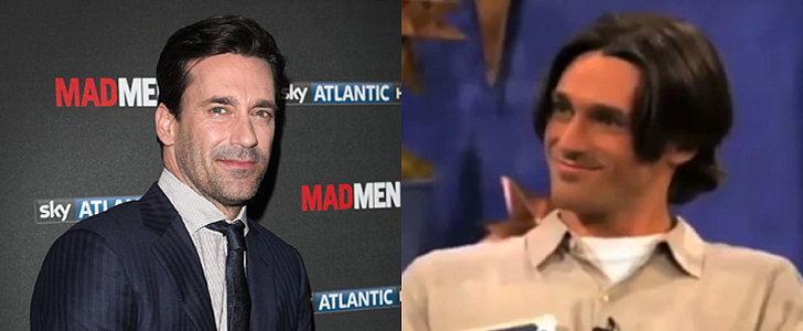 Jon Hamm's '90s Dating Show Appearance Needs to Be Seen to Be Believed