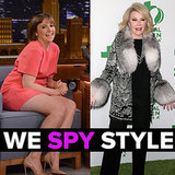 Hot Celebrity Fashion April 1, 2014 | Video