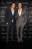 Zac and Jordan Stenmark at MBFWA Day One